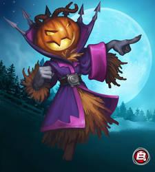 Jack Halloween by benem185