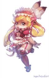 Bunny Maiden by benem185
