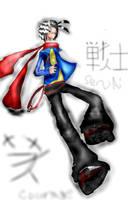 Senshi Character Design 2 by Zeige391