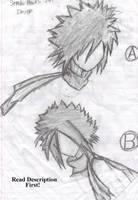 Senshi Head Design: A or B by Zeige391