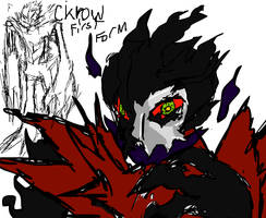 Ckrow First Form by Zeige391