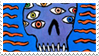 Meat Puppets stamp by Spookly