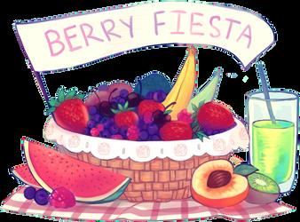 Berry Fiesta Banner by AnniverseStash