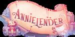 Annielender2018 Banner by AnniverseStash
