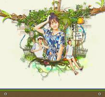Kim So Hyun banner by hyukhee05