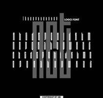 SM NCT LOGO FONT by hyukhee05