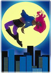 Dancin in the Moonlight by PizzaPupperRoni