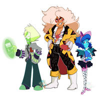 The HomeWorld Misfits by PizzaPupperRoni