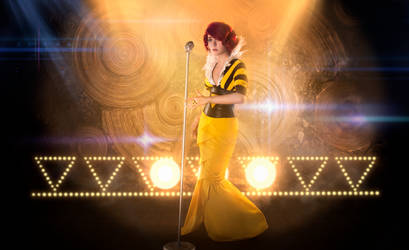 Transistor: On stage ... by vicont-duke