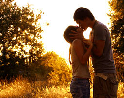 Kiss by explosivo89