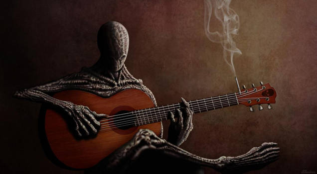 The enchantment of the Spanish guitar by BRHN27