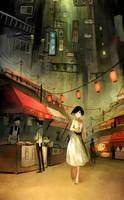 Underground Market by Escente