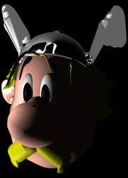 Asterix by superwalta