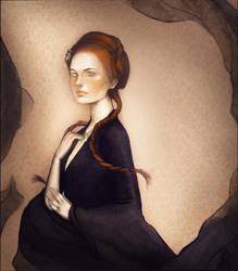 Sansa by Mashiiro