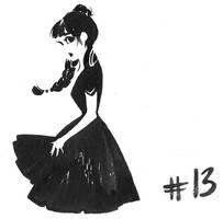 Number 013 / 365 by Mashiiro