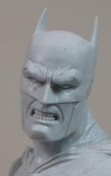 Heroes of the DCU: Batman 2 unpainted 6 by BLACKPLAGUE1348