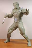 Panthro clay sculpt1 by BLACKPLAGUE1348