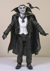 Munsters black and white paint masters 1 by BLACKPLAGUE1348