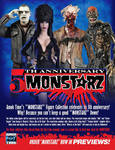 Monstarz re-releases! by BLACKPLAGUE1348