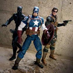 Avengers Assemble! by BLACKPLAGUE1348