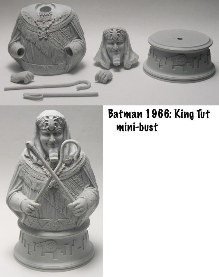 Batman '66 King Tut by BLACKPLAGUE1348