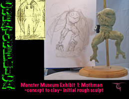 Mothman-anatomy of a monster 1 by BLACKPLAGUE1348