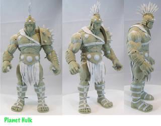 Planet Hulk! by BLACKPLAGUE1348
