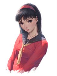 P4 Amagi Yukiko by miura-n315