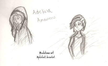 Adelina Amouteru by pikafan12