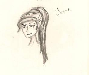 June Iparis by pikafan12