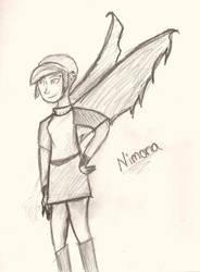 Nimona by pikafan12