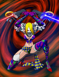 Ring Mistress Amour by S2KA by City-of-Zeroes
