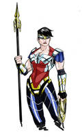 WonderWoman by DannyIndeed