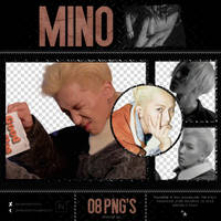 PACK PNG'S MINO by wiintermoon