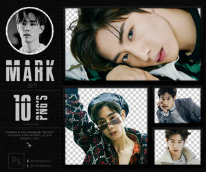 PACK PNG'S MARK TUAN by wiintermoon