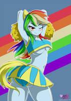 Rainbow Dash by iloota