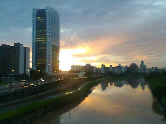 Good Morning Sao Paulo III by revesburger