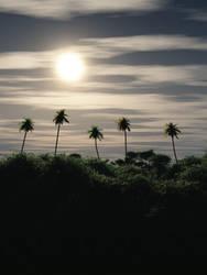Palmtrees Have Feelings - WIP by revesburger