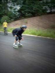 Downhill by revesburger