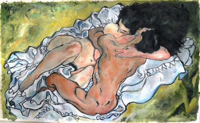 lovers by squeakersqueakin