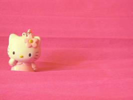 Hello Kitty PINK by artahh