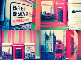 English breakfast tea by artahh