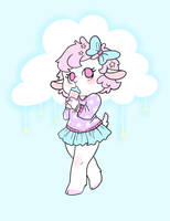 Cloud Clover by AndriaMiles