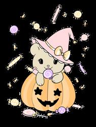 Bear-o-lantern by AndriaMiles