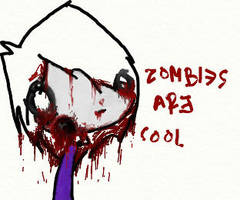 zombies are cool by sprinklexeater