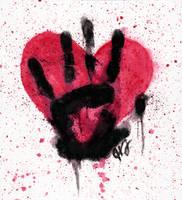 handprint by sprinklexeater