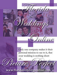 Florida Weddings Online Poster by UltimateJ2K