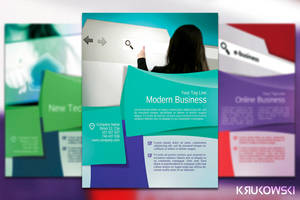 Business Flyer / Poster by mkrukowski