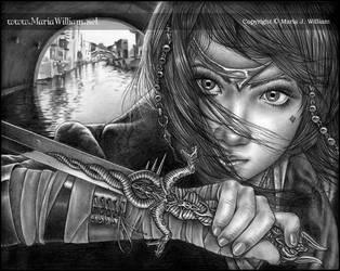 Sweet Venom by MJWilliam