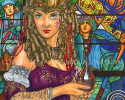 Artisans: Glassmaker by MJWilliam